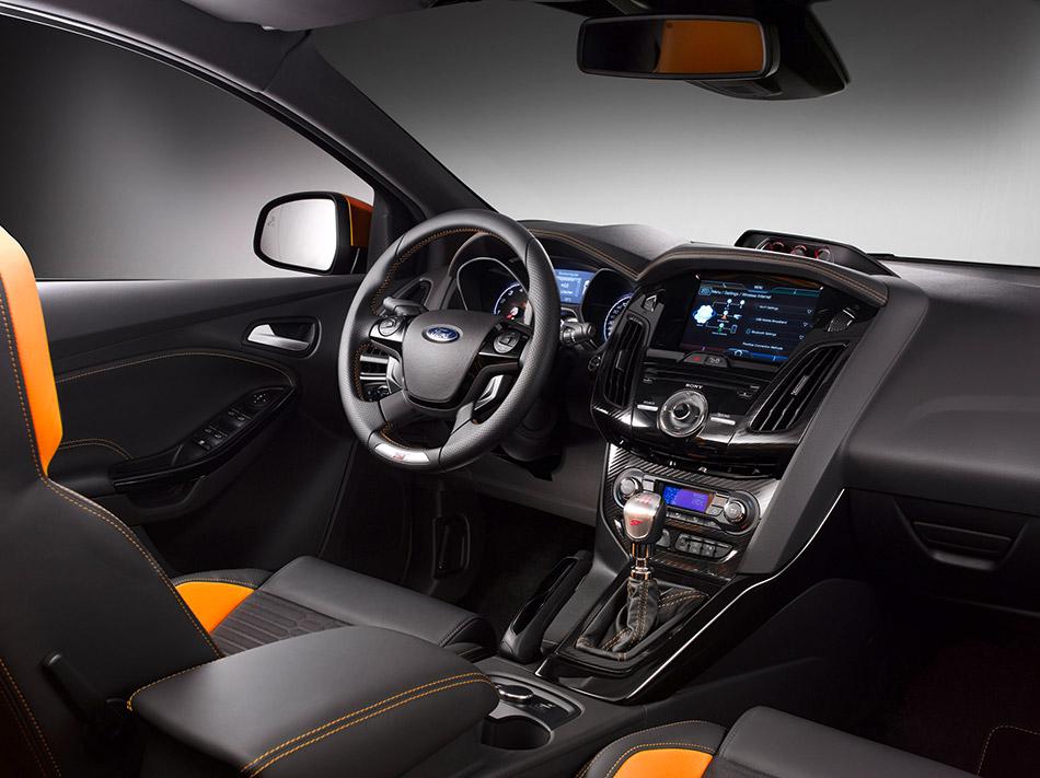 2012 Ford Focus ST Interior