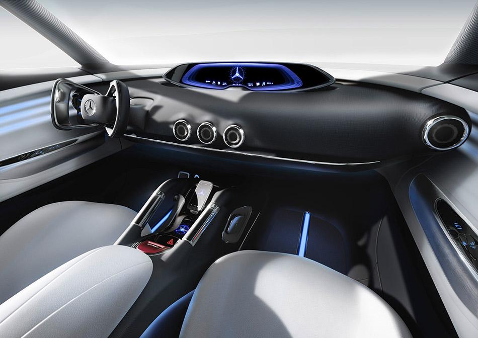 2015 Mercedes-Benz Vision G-Code Interior