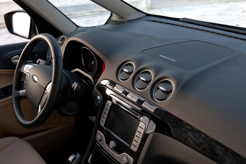 2011 Ford Galaxy Interior
