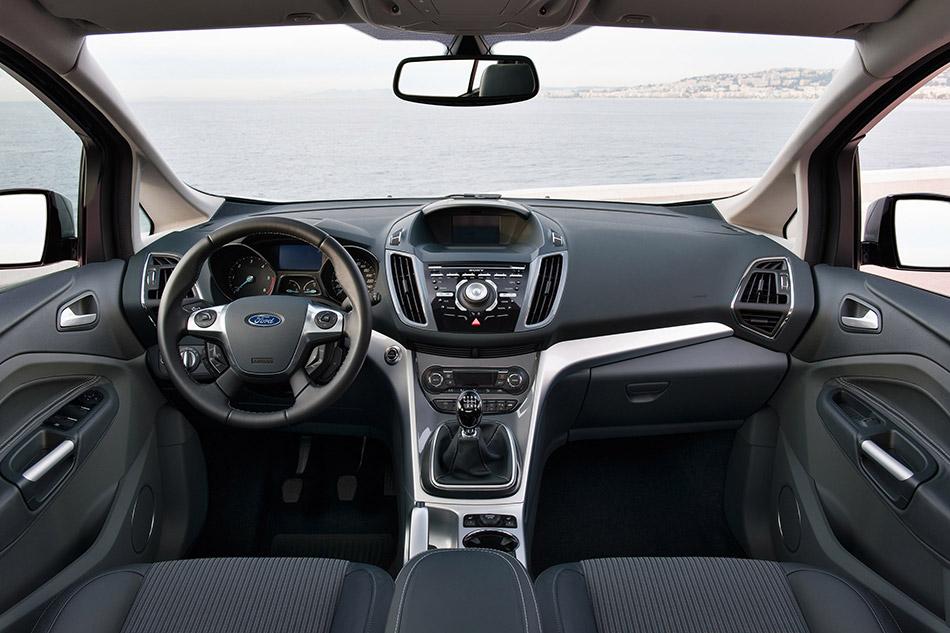 2011 Ford Grand C-MAX Interior