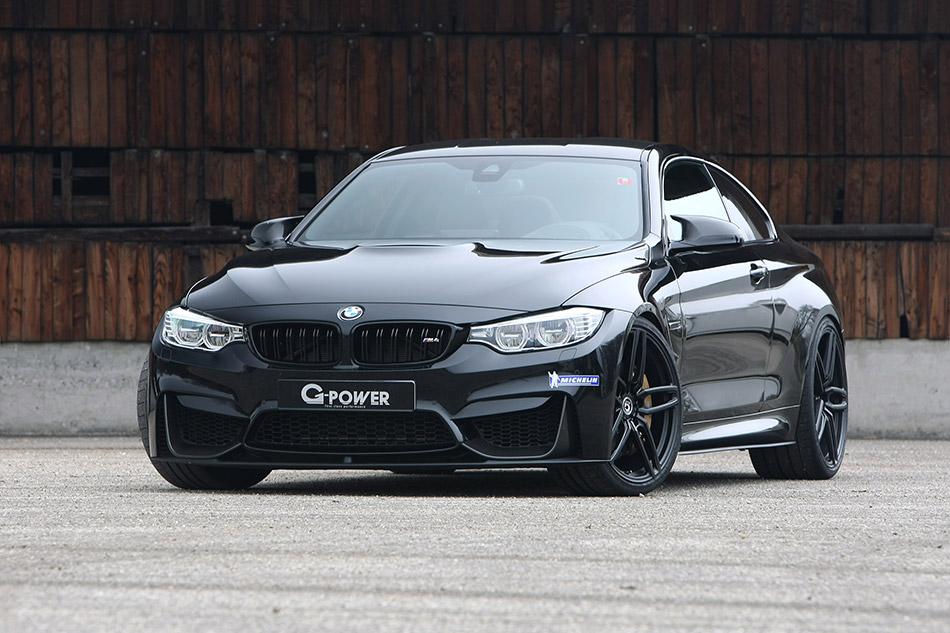 2014 G-Power BMW M4 Bi-Tronik