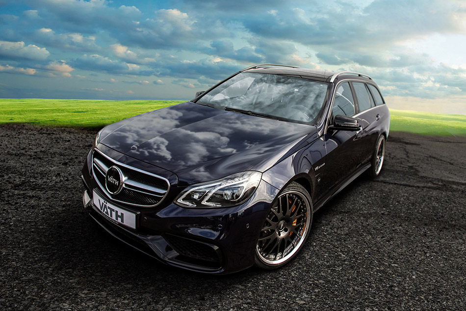 2014 Vath Mercedes-Benz V63 RS Export Front Angle