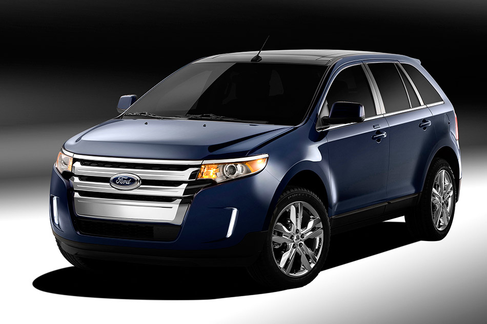 2011 Ford Edge Front Angle