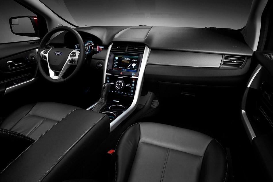 2011 Ford Edge Sport Interior