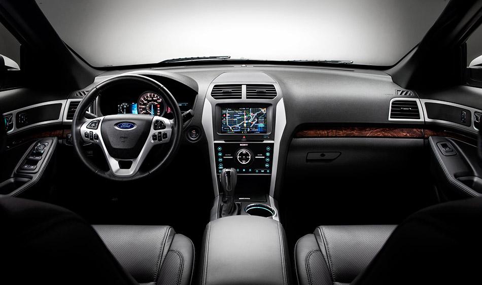 2011 Ford Explorer Interior