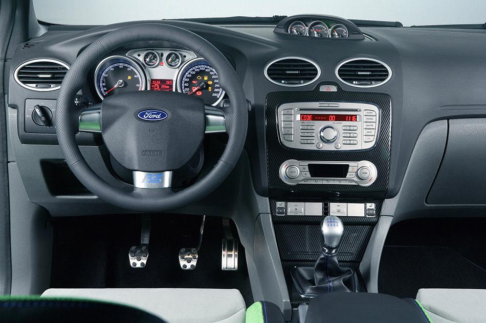 2009 Ford Focus RS Interior