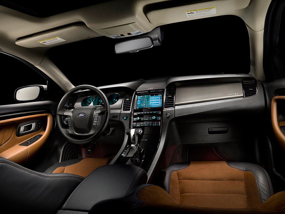 2010 Ford Taurus SHO Interior