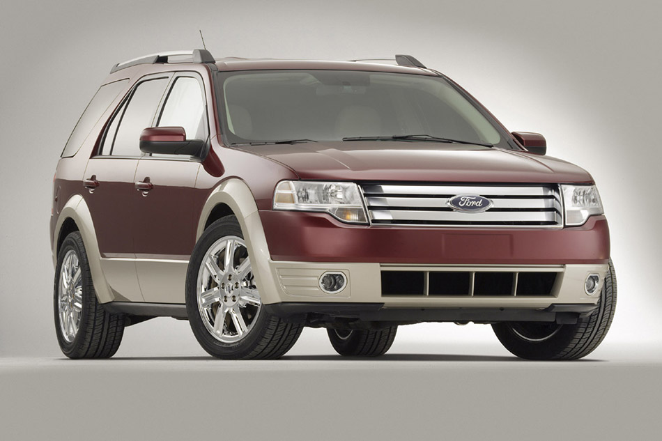 2008 Ford Taurus X Hd Pictures Carsinvasion