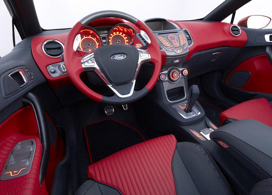 2008 Ford Verve Sedan Concept Hd Pictures Carsinvasion