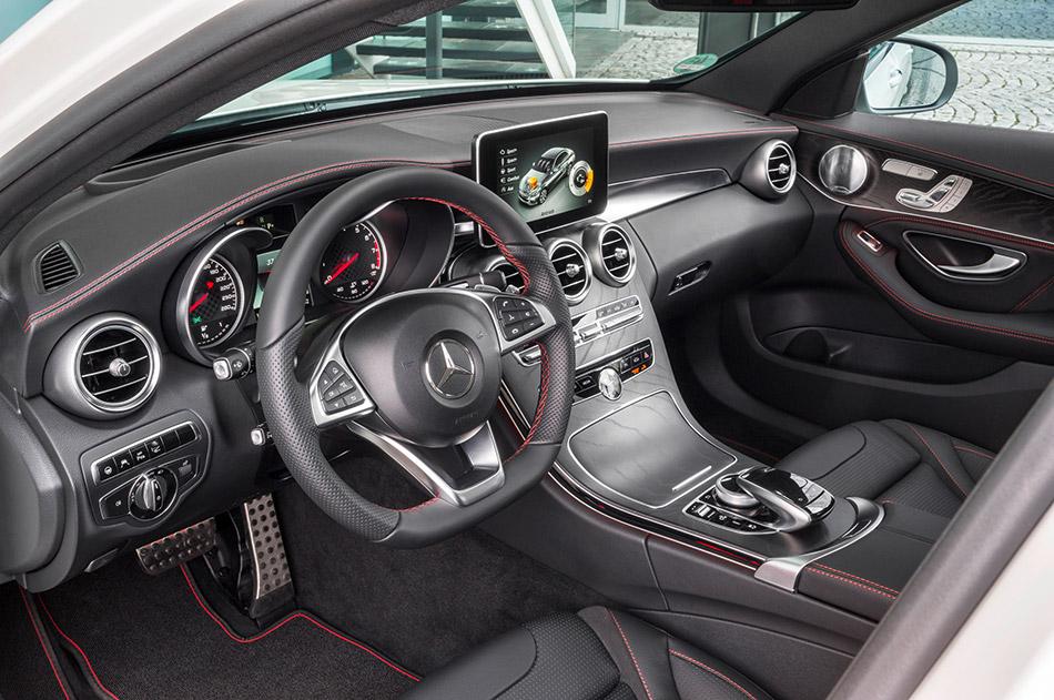 2016 Mercedes-Benz C450 AMG 4Matic Interior