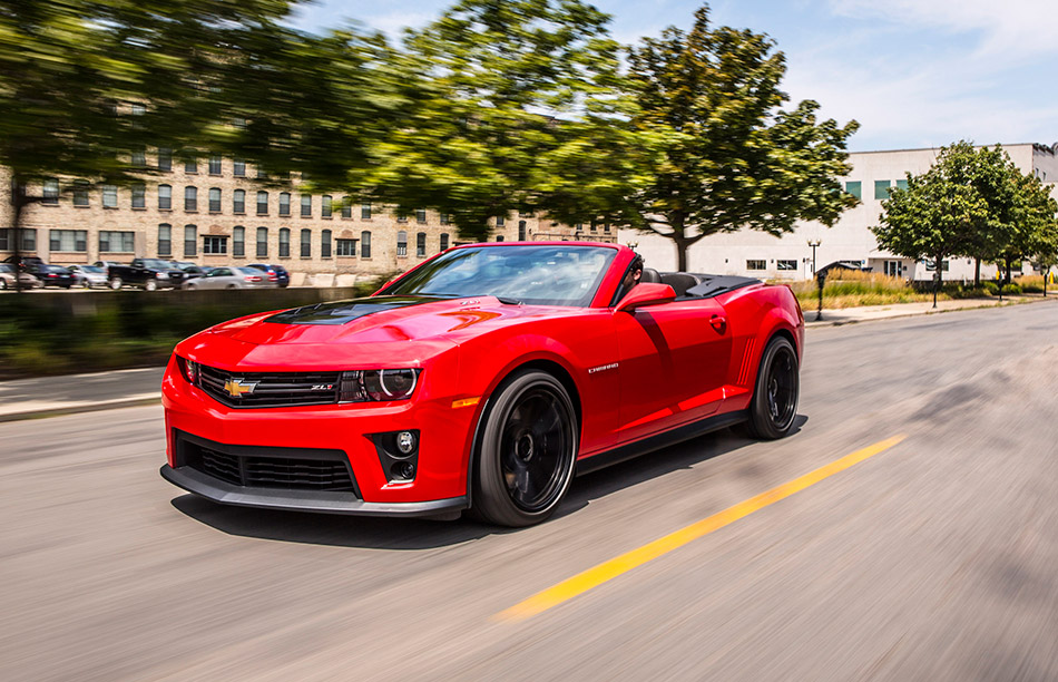 2015 Chevrolet Camaro Zl1 Convertible Hd Pictures