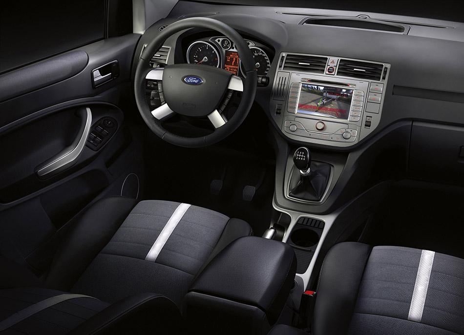 2008 Ford Kuga Interior