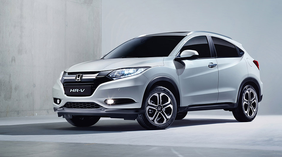 2016 Honda HR-V EU-Version Front Angle
