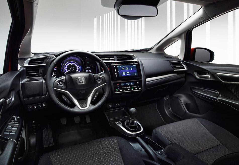 2016 Honda Jazz Interior