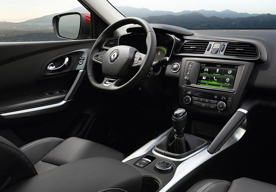 2016 Renault Kadjar Interior