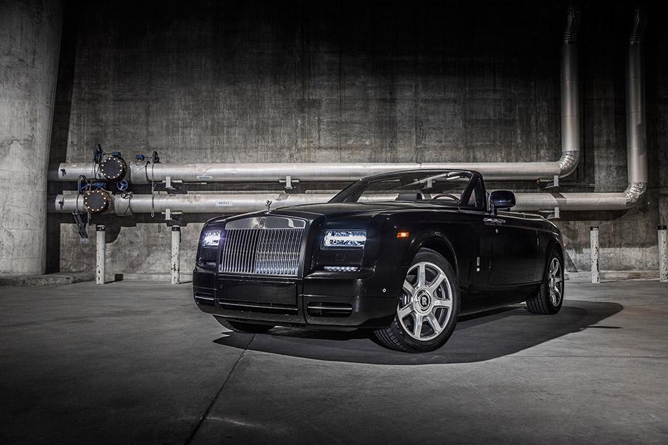 2015 Rolls-Royce Phantom Nighthawk Front Angle
