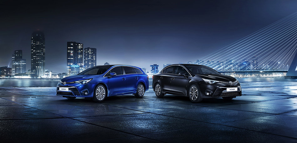 2016 Toyota Avensis Hd Pictures Carsinvasion