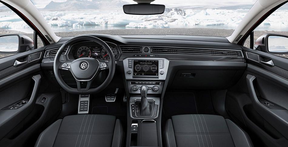 2015 Volkswagen Passat Alltrack Interior