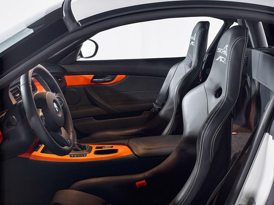 2015 AC Schnitzer BMW Z4 Diesel Interior