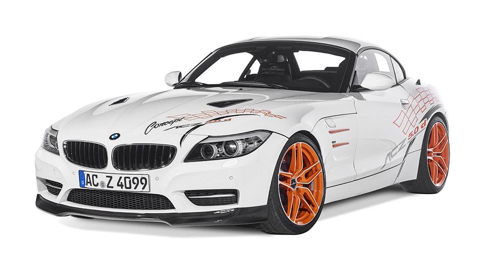2015 AC Schnitzer BMW Z4 Diesel Front Angle