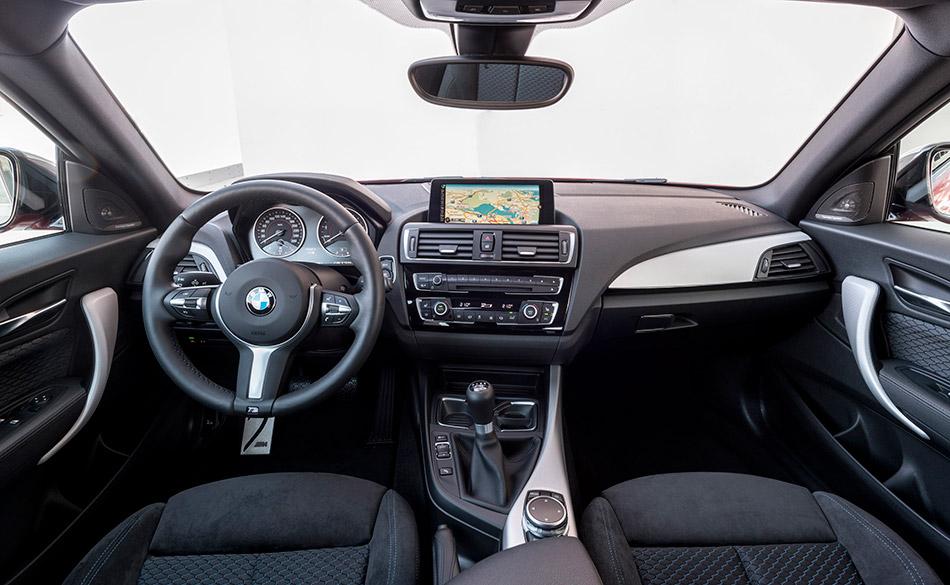 2016 BMW M135i Interior