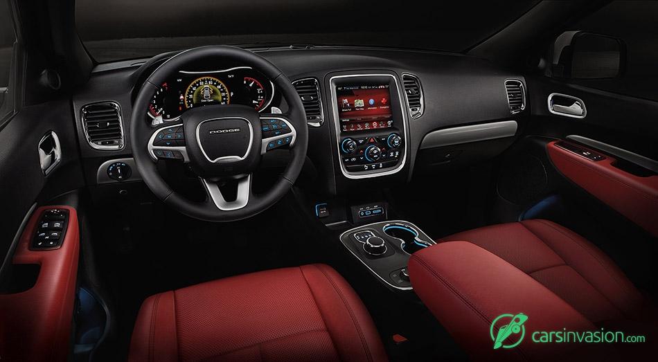 2015 Dodge Durango R-T Interior