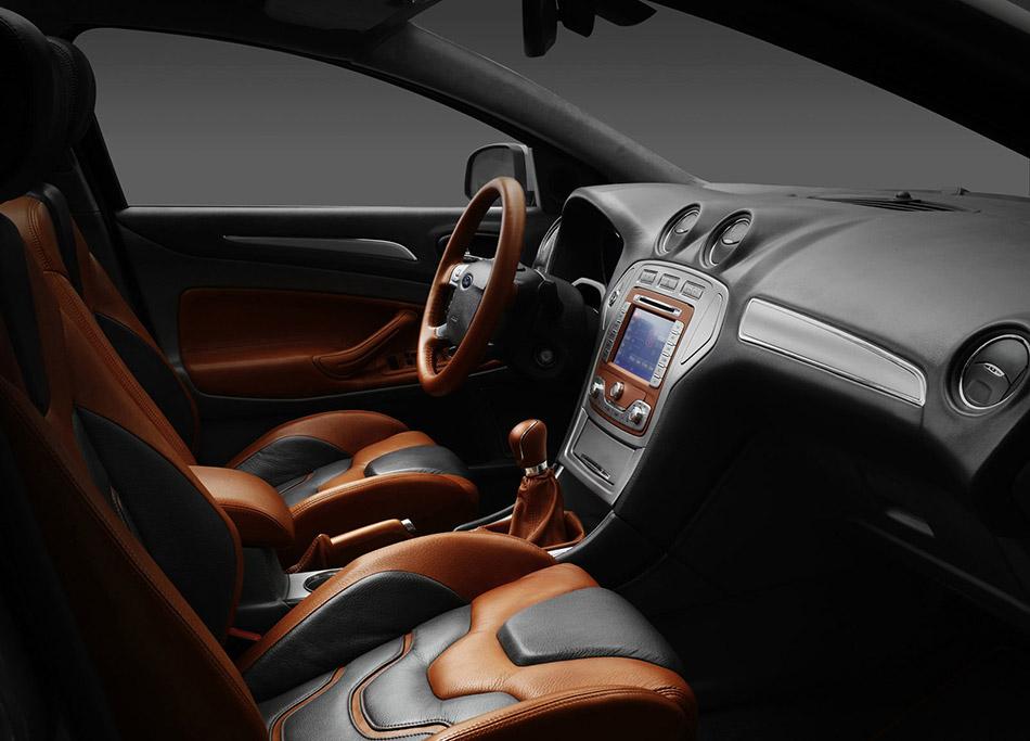 2007 Ford Mondeo Wagon Concept Interior
