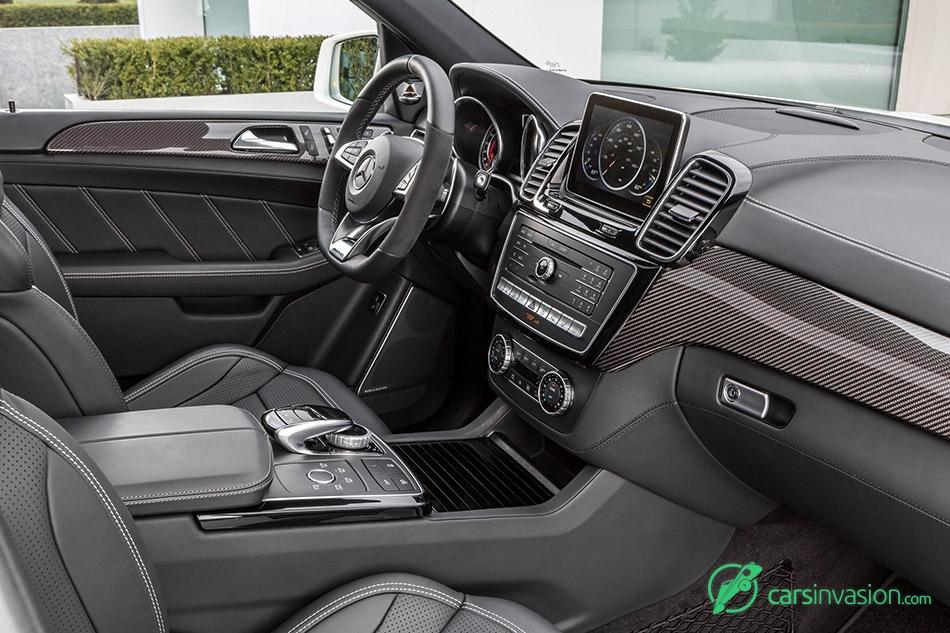 2016 Mercedes-Benz GLE 63 AMG Interior