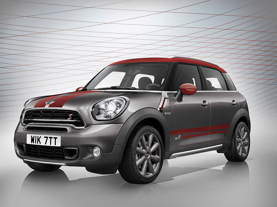 2015 Mini Countryman Park Lane Front Angle