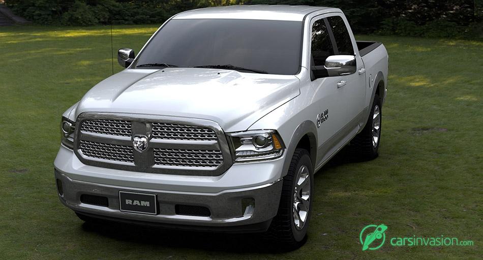 2015 Ram 1500 Texas Ranger Concept Truck Front Angle