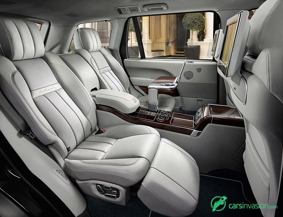 2016 Range Rover SVAutobiography Interior