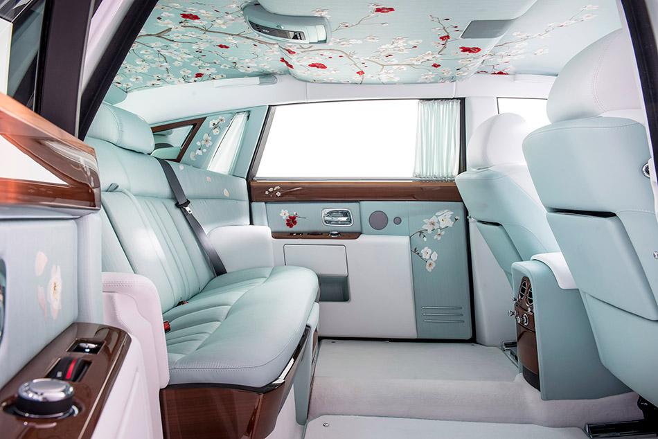 2015 Rolls-Royce Phantom Serenity Interior