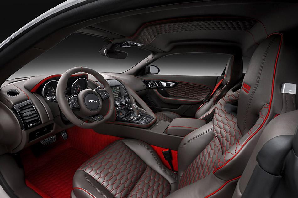 2015 STARTECH Jaguar F-Type Interior