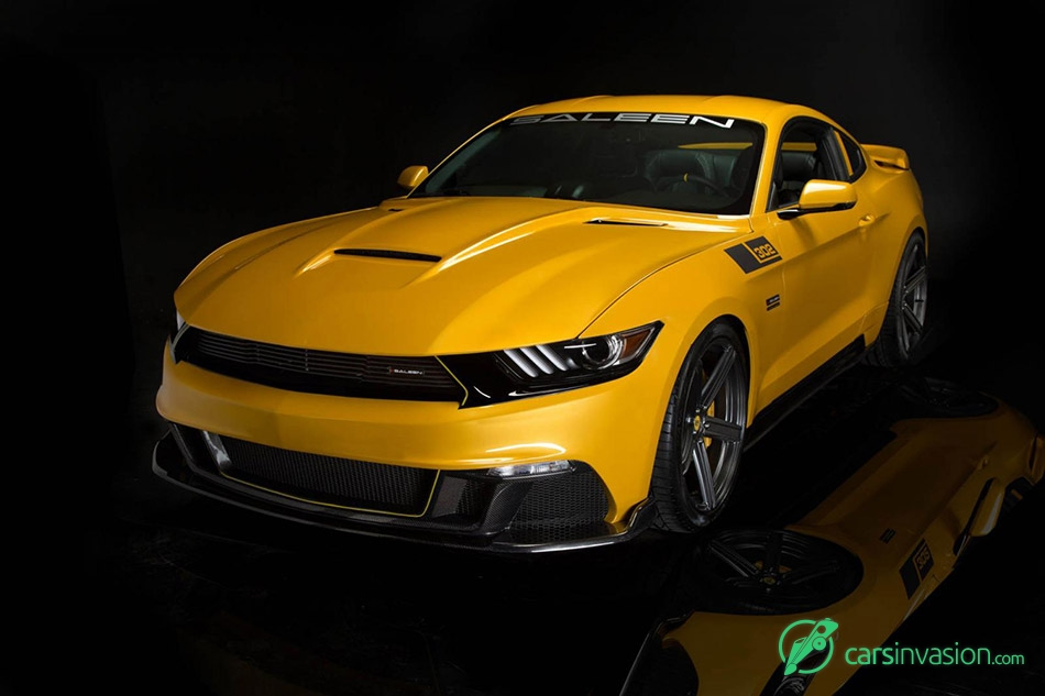 Saleen-Ford-Mustang-S302-Black-Label-2015-wallpaper