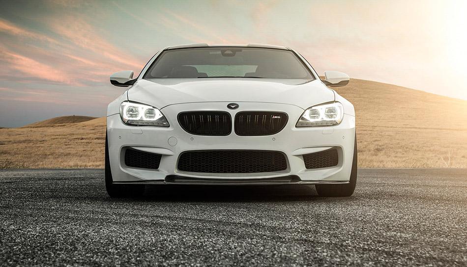 2015 Vorsteiner BMW F13 M6 Front Angle