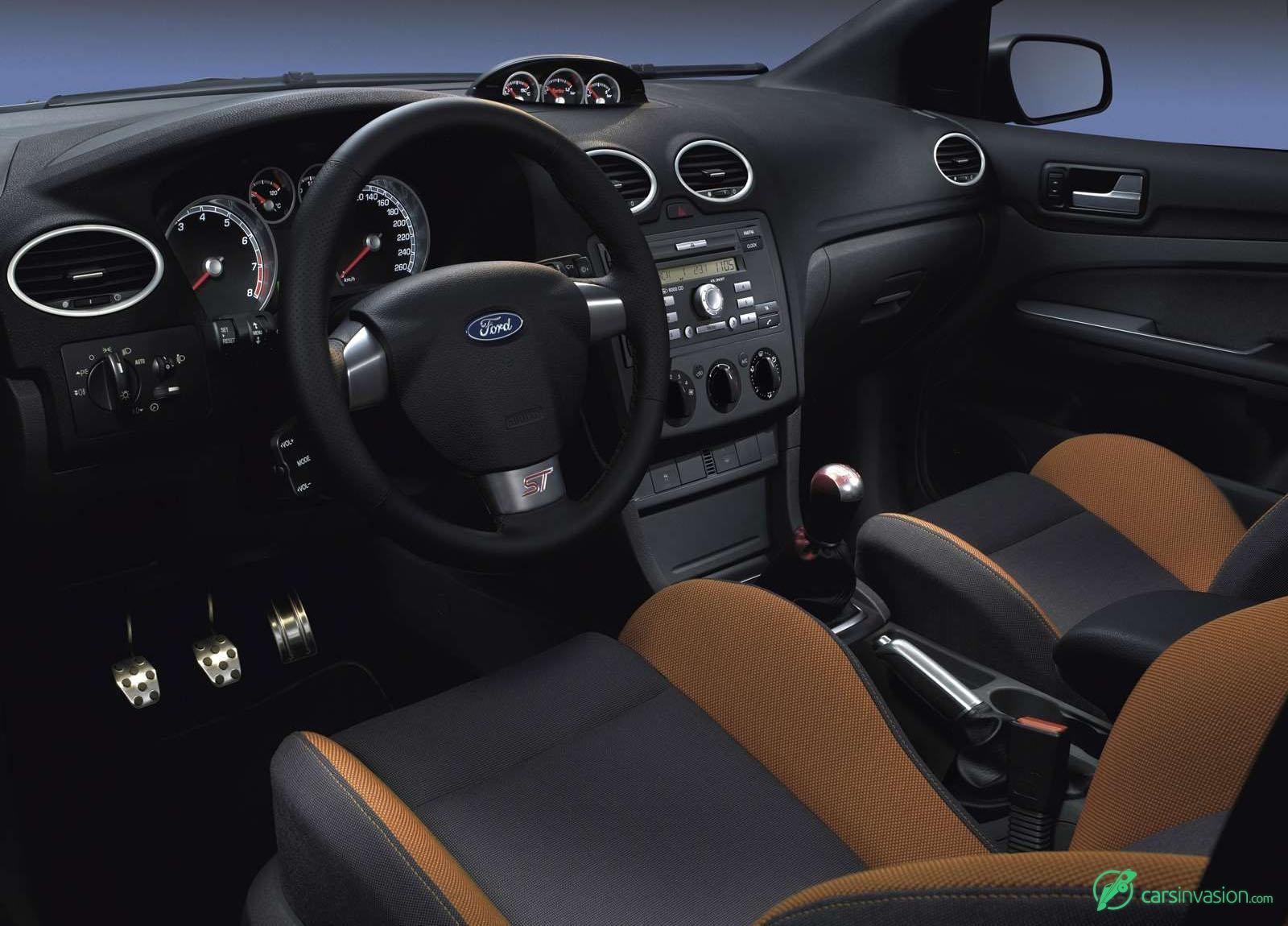 2006 Ford Focus St Hd Pictures Carsinvasion Com