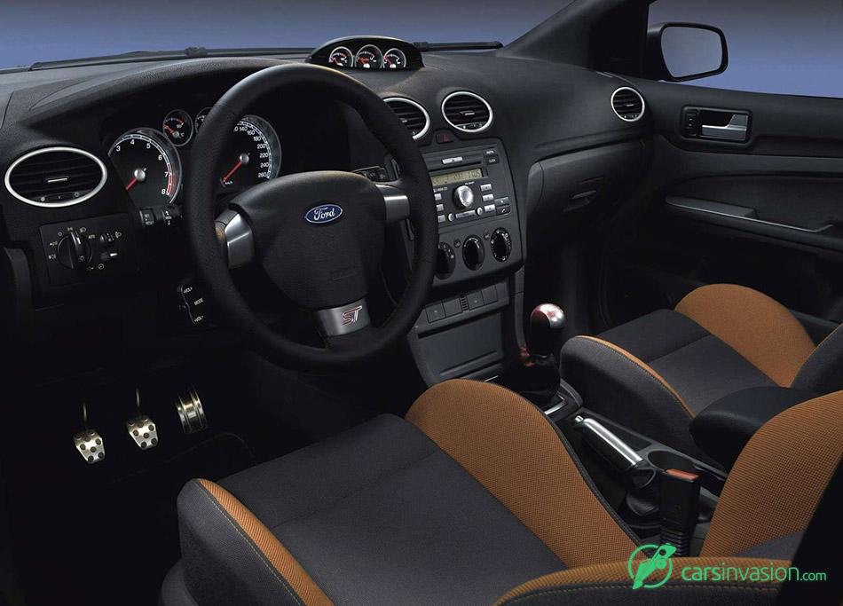 2006 Ford Focus ST Interior