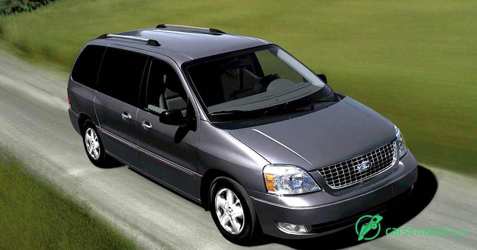 2006 Ford Freestar Front Angle