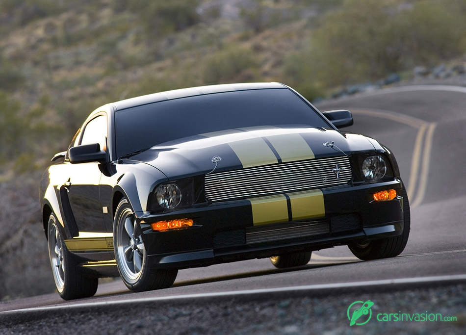 2006 Ford Mustang Shelby GT-H Front Angle