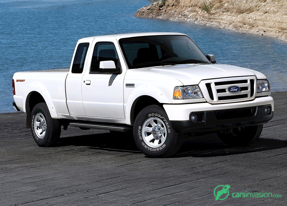 2006 Ford Ranger Front Angle