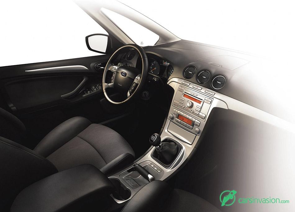 2006 Ford S-MAX Interior