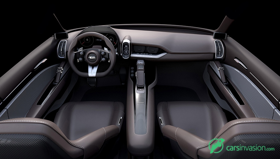 2015 Kia Novo Concept Interior