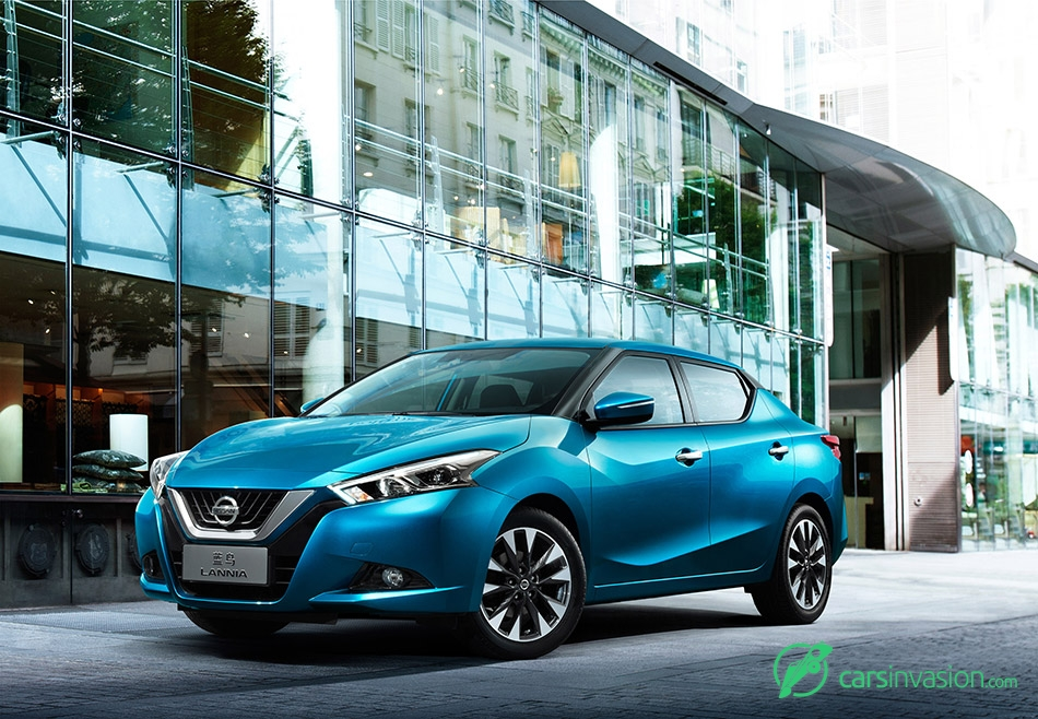 2016 Nissan Lannia Front Angle