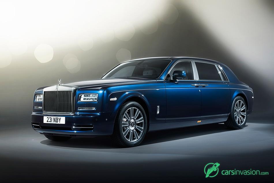 2015 Rolls-Royce Phantom Limelight Front Angle