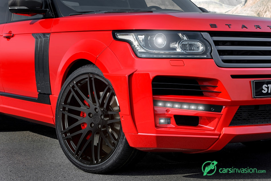 2015 Startech Range Rover Pickup LED