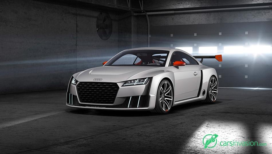Wallpaper Mobil Audi Sport
