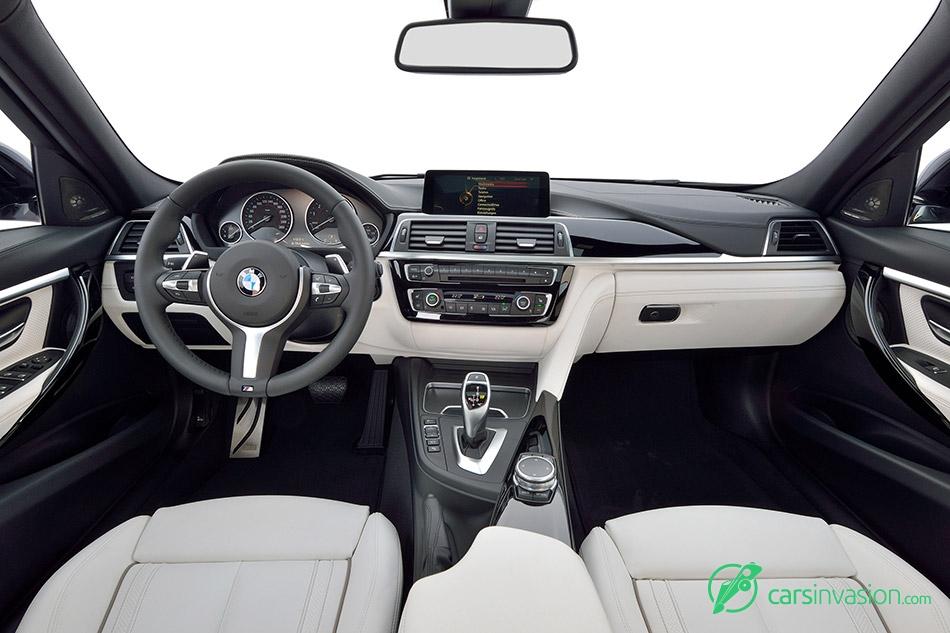 2016 BMW 3-Series Interior