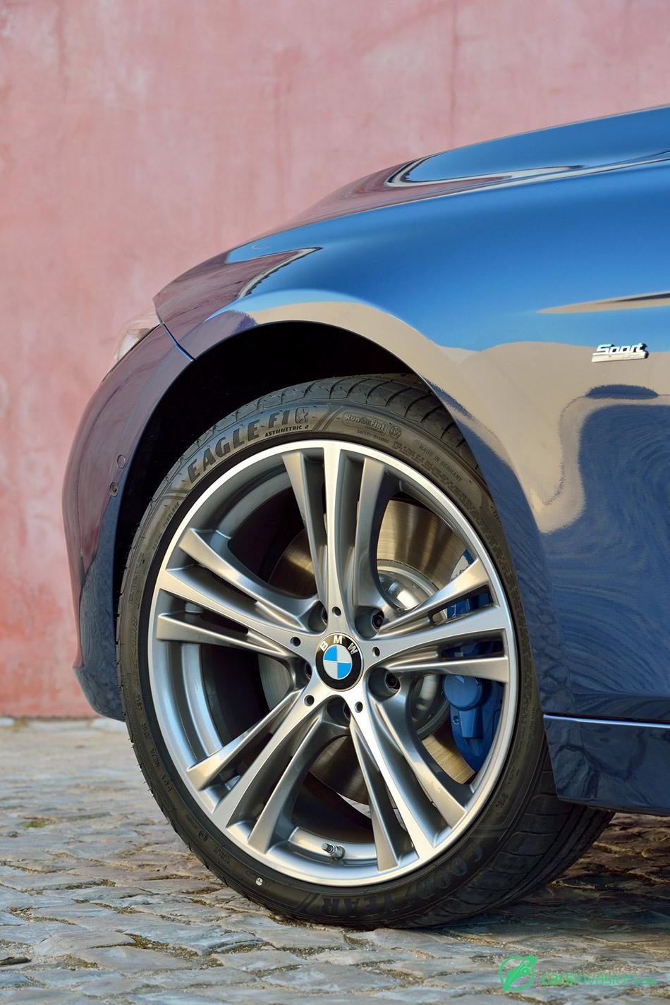 2016 BMW 3-Series Wheels