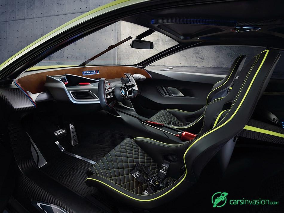 2015 BMW 3.0 CSL Hommage Concept Interior