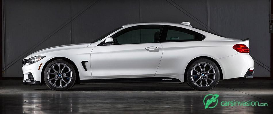 2016 BMW 435i ZHP Coupe Side